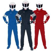 SFI-1 Rated Single Layer Suits - Shop All SFI-1 Auto Racing Suits - Simpson Race Products - Simpson STD.6 Nomex® Driving Suit