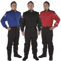 SFI-5 Rated Multi-Layer Suits - G-Force Racing Suits - G-Force Racing Gear - G-Force GF525 Multi-Layer Suit