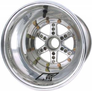 Wheels & Tires - Keizer Wheels - Keizer Micro Sprint Splined Wheels