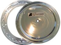 "Sprint Car & Open Wheel - Keizer Aluminum Wheels - Keizer Sprint 15"" Beadlock Ring and Cover"