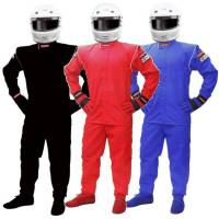 Youth Racing Suits - Pyrotect Junior DX1 Deluxe Racing Suit 2-pc - $163 - Pyrotect - Pyrotect Junior DX1 Deluxe Racing Suit - Two Piece Design