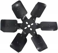 "Belt Driven Fans - Steel Fans - Allstar Performance - Allstar Performance 18"" 6 Blade Steel Fan"