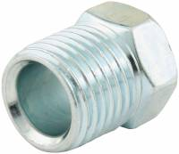 "Fuel System Fittings & Filters - Fuel Line Inverted Flare Nuts - Allstar Performance - Allstar Performance Inverted Flare Nuts - Zinc - 5/16"" (10 Pack)"