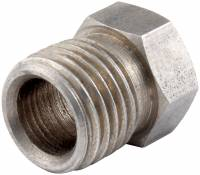 "Fuel System Fittings & Filters - Fuel Line Inverted Flare Nuts - Allstar Performance - Allstar Performance Inverted Flare Nuts - Stainless Steel - 5/16"" (4 Pack)"