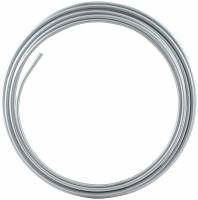 "Fittings & Hoses - Brake Line Tubing - Allstar Performance - Allstar Performance 1/4"" Coiled Tubing - Zinc Plated - 25 Ft."