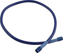 Fittings & Hoses - Brake Line Hoses - #3 Kevlar Hose With -3AN Straight Ends