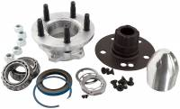 "Hubs & Bearings - 5 x 5"" Hubs - Allstar Performance - Allstar Performance Aluminum 5x5"" Rear Hub Kit"