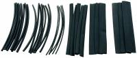 Fuses & Wiring - Wire Wrap & Shrink Tube - Allstar Performance - Allstar Performance 30 Piece Heat Shrink Sleeve Assortment