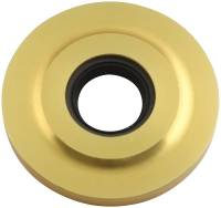 "Engine Components - Allstar Performance - Allstar Performance 2.253"" Gold Cam Seal Plate - Rodeck Block w/1.875"" Roller Cam Bearing"