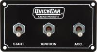 Switch Panels - QuickCar Switch Panels - QuickCar Racing Products - QuickCar Extreme Ignition Control Panel