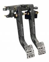 Pedal Assemblies  and Components - Brake / Clutch Pedal Assemblies - Wilwood Engineering - Wilwood Adjustable Forward Mount Pedal Assembly