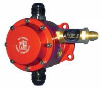 Fuel System Components - Fuel Pump - Waterman Racing Components - Waterman Late Model Fuel Pump
