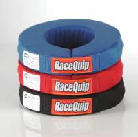 Neck Braces - SFI Rated Neck Braces - RaceQuip - RaceQuip Helmet Support - Blue