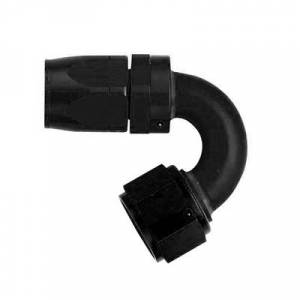 Hose Ends - Aeroquip Black Swivel Hose Ends - Aeroquip Black 150° Swivel Hose Ends