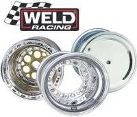 Wheels and Tire Accessories - Weld Wheels