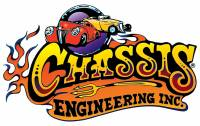 Chassis Engineering - Drag Racing - Window Frames, Latches & Mounts