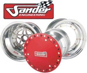 Wheels and Tire Accessories - Sander Wheels