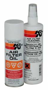Fuel System Components - Air Filters - Air Filter Cleaners & Oil