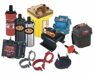 Ignition & Electrical System - Ignition Systems and Components - Ignition Coils and Components