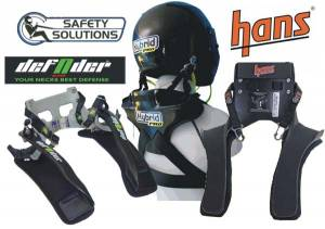 Kids Race Gear - Kids Head & Neck Restraints