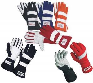 Kids Racing Gloves