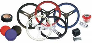 Chassis & Suspension - Steering Components - Steering Wheels & Accessories