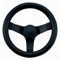 "Steering Wheels - Steel Competition Steering Wheels - Grant Steering Wheels - Grant Performance Series 10-3/4"" Steel Steering Wheel - Black"