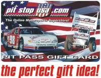 Gift Cards - Pit Stop USA - Pit Pass Gift Card