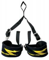 Safety Equipment - Arm Restraints - Impact - Impact Arm Restraints - Black