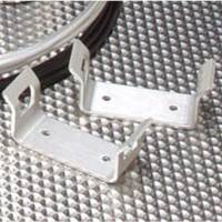 Safety Equipment - Safecraft Safety Equipment - Safecraft Flat Mounting Brackets (Pair) - Surface Mount - Fits Model LT-10