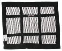 "Safety Equipment - Allstar Performance - Allstar Performance 22"" x 18"" Mesh Window Net - Black"