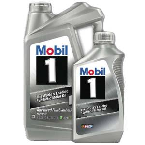 Motor Oil - Mobil 1 Motor Oil - Mobil 1 Synthetic Motor Oil