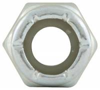 """Nuts - Nuts (Nyloc) - Allstar Performance - Allstar Performance Hex Nut And Washers - 1/4""""-20 (10 Pack)"""