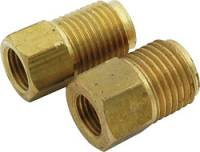Brake Fittings, Lines and Hoses - Master Cylinder Adapter Fittings - Allstar Performance - Allstar Performance Master Cylinder Adapter Fitting Kit