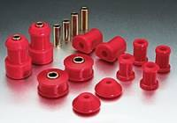 Control Arm Bushings - Polyurethane Bushings - Energy Suspension - Energy Suspension Front Control Arm Bushings - Red - Fits 78-87 Buick Century - Regal, 78-88 Chevelle - Monte Carlo