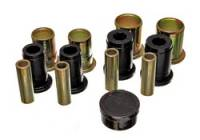 Pontiac Firebird (1st Gen) Suspension - Pontiac Firebird (1st Gen) Bushings and Mounts - Energy Suspension - Energy Suspension Rear Control Arm Bushings (Lowers Only) - Gray - Fits 67-72 Camaro-Firebird - 67-72 Chevelle, Monte Carlo - 68-74 Nova - 66-72 Skylark