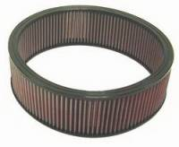 "K&N Filters - K&N Air Filter Element - 14"" x 4.5"""