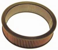 """Universal Round Air Filters - 14"""" Round Air Filters - K&N Filters - K&N Performance Air Filter - 14"""" x 3-1/2"""" - Universal"""