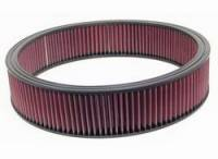 "K&N Filters - K&N Air Filter Element w/ Wire Reinforcement - 16"" x 3.5"""