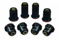 Control Arm Bushings - Polyurethane Bushings - Prothane Motion Control - Prothane GM Front Control Arm Bushing Kit - Polyurethane - Black