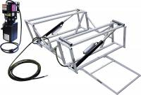 Jacks, Stands & Car Lifts - Car Lifts - Allstar Performance - Allstar Performance Race Car Lift with Pump
