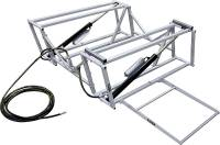 Jacks, Stands & Car Lifts - Car Lifts - Allstar Performance - Allstar Performance Race Car Lift Frame (Only)