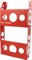 Racks - Catalog & Magazine Racks - Allstar Performance - Allstar Performance Double Magazine Rack - Red