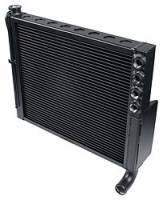 Radiators & Accessories - Sprint Radiators - Allstar Performance - Allstar Performance Cross Flow Sprint Car Radiator