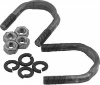 "Driveshafts - U-Bolts - Allstar Performance - Allstar Performance U-Bolt Kit for 1330 U-Joint - 1.875"" Tall"