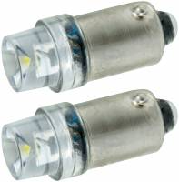 Gauge Parts & Accessories - Gauge Light Bulbs & Covers - Allstar Performance - Allstar Performance LED Bulbs (2 Pack)