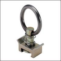 Trailer Accessories - Mac's Custom Tie-Downs - Mac's Single Stud Tie-Down Ring VT-1000
