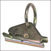 Trailer & Towing Accessories - Mac's Custom Tie-Downs - Mac's E/A Track 2 Inch O-Ring ET-100R