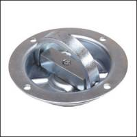 Trailer Accessories - Mac's Custom Tie-Downs - Mac's Recessed 360 Swivel D-Ring - Stainless Steel