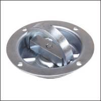 Tie Downs & Mounts - D-Rings - Mac's Custom Tie-Downs - Mac's Recessed 360 Swivel D-Ring - Stainless Steel